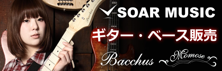 バッカスギター・ベース専門店